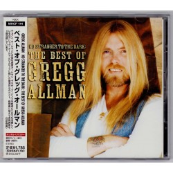 Allman Brothers Band - CD - JAP - The Best Of Gregg Almen - PROMO