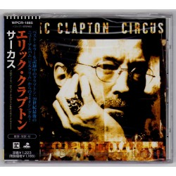 Clapton, Eric - CD - JAP - Circus - SEALED