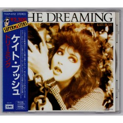 Bush, Kate - CD - JAP -The Dreaming