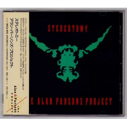 The Alan Parsons Project - LP - JAP - Stereotomy - PROMO - SEALED