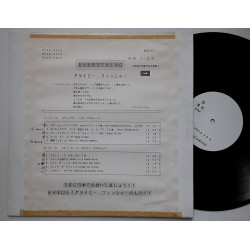 "Climie Fisher - 12"" JAP - Love Changes - PROMO ONLY"