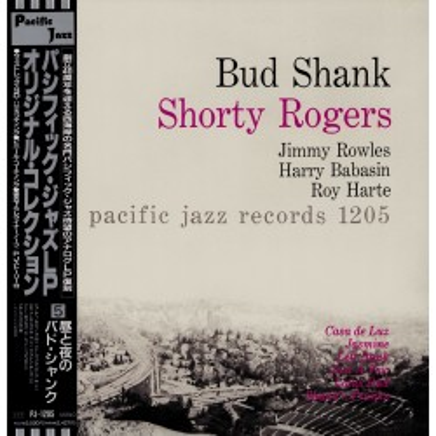 Shank, Bud - LP - JAP - Shorty Rogers