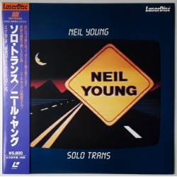 Young, Neil - LD - JAP - Solo Trains