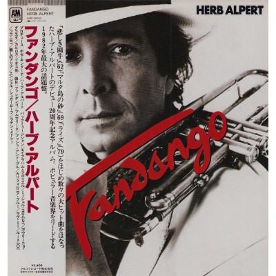 Alpert, Herb - LP - JAP - Fandango