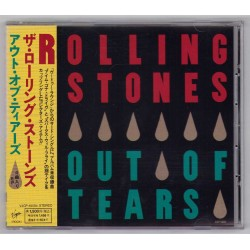 Rolling Stones - CD - JAP - Out Of Tears