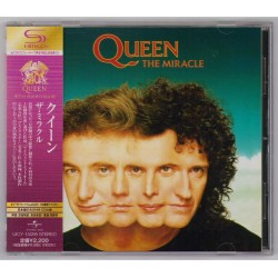 Queen - CD - JAP - The Miracle