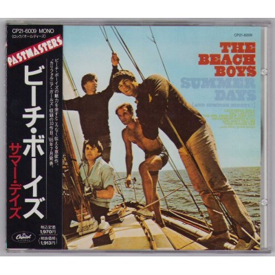 Beach Boys - CD - JAP - Summer Days