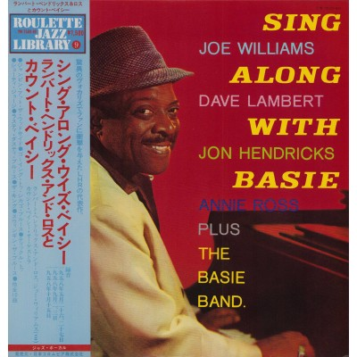 Basie, Count - LP - JAP - Sing Along With Basie