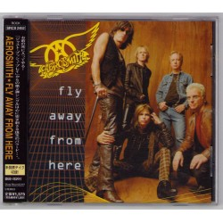 Aerosmith - CD - JAP -  Flay Away From here - PROMO