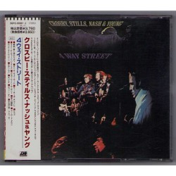 Crosby, Stills, Nash & Young - 2 CD - JAP - 4 Way Street
