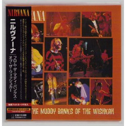 Nirvana - CD - JAP - From the Muddy - SEALED - PROMO
