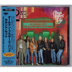 Allman Brothers Band - CD - JAP - 2nd Street