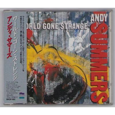 Summers, Andy - CD - JAP - World Gone Strange - PROMO