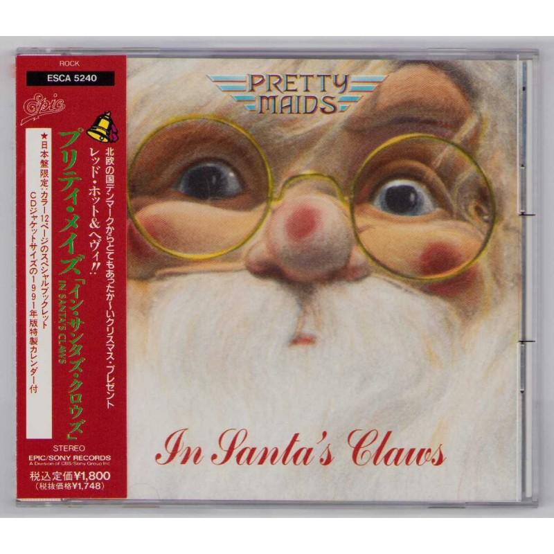 Pretty Maids - CD - JAP - In Santa's Claus - PROMO