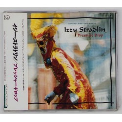 Izzy Stradlin - CD - JAP - Pressure Drop - SEALED - PROMO