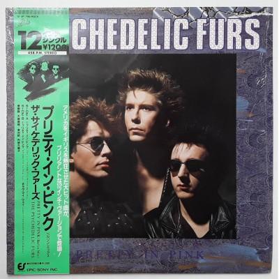 Psychedelic Furs - LP - JAP - Forever Now