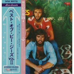 Bee Gees - LP - JAP -  Best Of Bee Gees