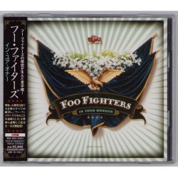 Foo Fighters - 2 CD - JAP - In Your Honour - PROMO