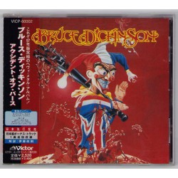 Dickinson, Bruce - Iron Maiden - CD - JAP - Accident of Birth