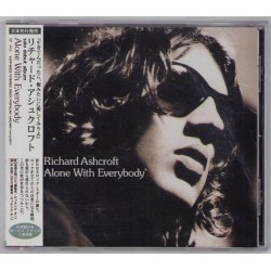 Aschcroft, Richard - CD - JAP - Alone With Everybody - PROMO