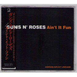 Guns N' Roses - CD - JAP - AIn't It Fun - PROMO - SEALED