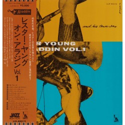 Young, Lester - LP - JAP - Lester Young
