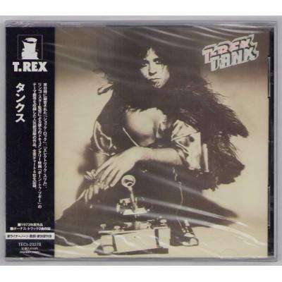 T.Rex - CD - JAP - Tanx - PROMO - SEALED