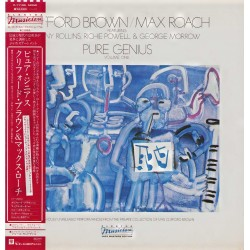 Clifford Brown And Max Roach - LP - JAP - Brown In Concert