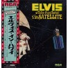 Presley, Elvis - 2 LP - JAP - Aloha From Hawaii via Satelite - Blue Obi