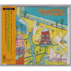 Anderson, Jon - YES - CD - JAP - In The City Of Angels