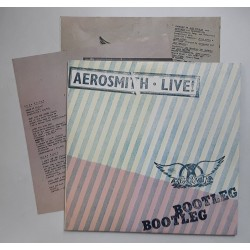 Aerosmith - 2 LP - JAP - Live!