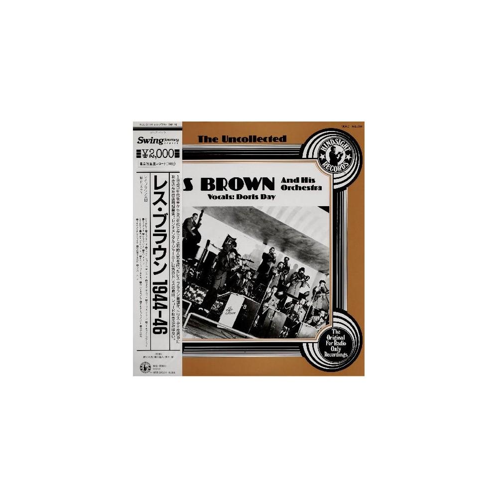 Brown, Les - LP - JAP - Les Brown and His Orchestra 1944-46