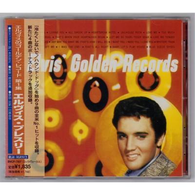 Presley, Elvis - CD - JAP - Elvis` Golden Records
