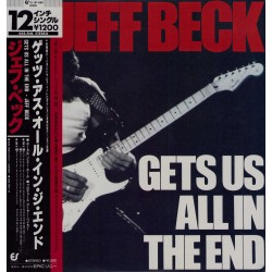 "Beck, Jeff- 12"" - JAP - Gets Us All In The End"