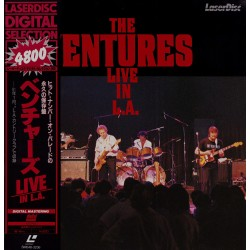 The Ventures - LD - JAP - Live In L.A.