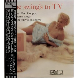 Shank, Bud - LP - JAP - The Swing's To TV