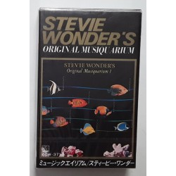 Wonder, Stevie - Kassette - JAP - Original Musiquarium - SEALED