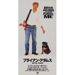 "Adams, Bryan - 3"" CD - JAP - Please Forgive Me"