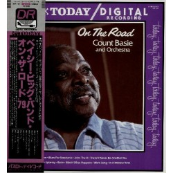 Basie, Count And Orchestra - LP - JAP - On The Road