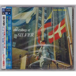 Silver, Horse - CD - JAP - The Stylings of Silver - SEALED