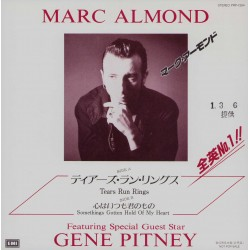 "Almond, Marc - 7"" JAP - Tears Rum Rings - Promo Only"