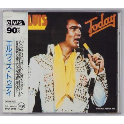 Presley, Elvis - CD - JAP - Today