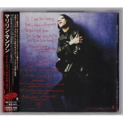 Manson, Marilyn - CD - JAP - Eat Me, Drink Me