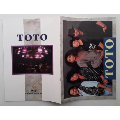 Madonna - Tourbook - JAP - 1990 Japantour