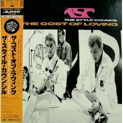 Style Council - LP - JAP - The Cost Of Loving