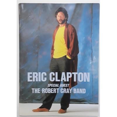 Clapton, Eric -Toubook - JAP - 1987 Japan Tour