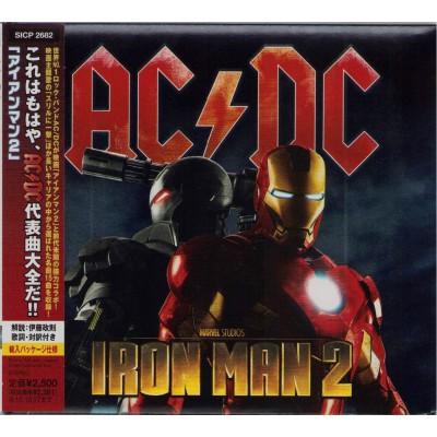 AC/DC - CD - JAP - Iron Man 2  - PROMO