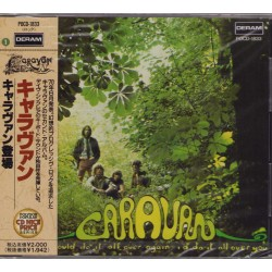 Caravan - CD - JAP - If I Could Do it all Over again - PROMO - SEALED