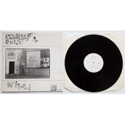The Pop Rivets - LP - UK - Empty Sounds From