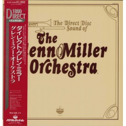 Miller, Glenn - LP - JAP - The Direct Disc Sound of The Green Miller Orchestra